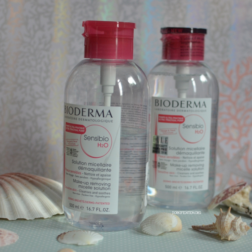 [REVIEW] BIODERMA SENSIBIO MICELLAR WATER