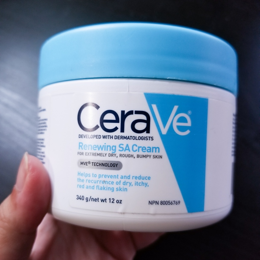 [REVIEW] CERAVE RENEWING SA CREAM