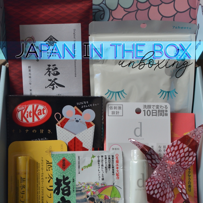 JAPAN IN THE BOX