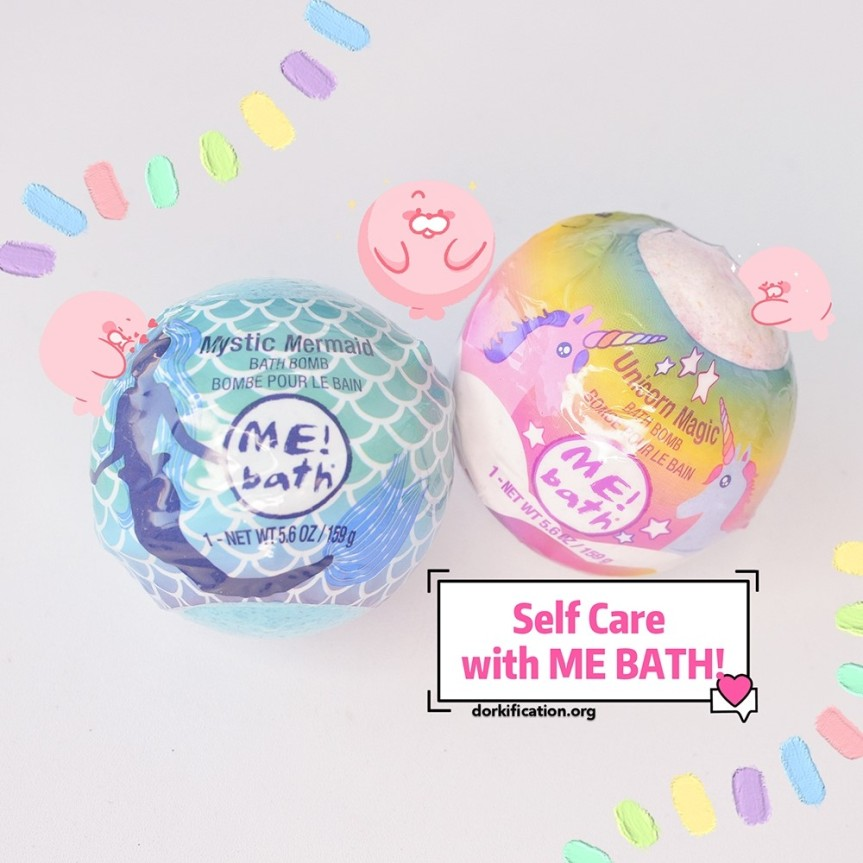 Bath time, self caretime!